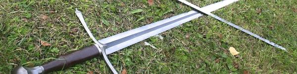 Langes Schwert